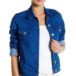 Ashley Mason | Blue Jacket